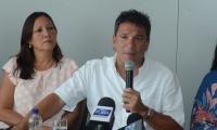 Juan Carlos Palacio, excandidato a la Alcaldía de Santa Marta