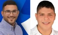 Freddy Orlando Ricardo y Andrés Felipe Racero Yánces.
