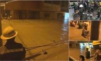 Inundación y emergencia en Apartadó, Antioquia