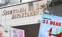 El negocio de captación de dinero se ha popularizado entre funcionarios de la Secretaría de Educación del Magdalena.