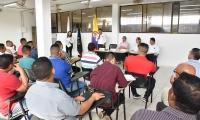 Capacitación a internos de la cárcel de Santa Marta