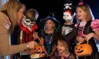 Los niños participarán este jueves en celebraciones de Halloween.
