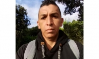Escolta asesinado en el Cauca