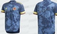 Camisa suplente Selección Colombia
