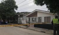 Casa donde ocurrió la tragedia.