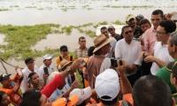 El gobernador electo señaló que en el empalme le preguntará a la actual administración cuáles han sido las acciones ejecutadas por la erosión en esos municipios.