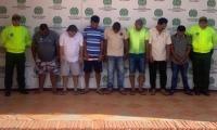 Capturados por, presuntamente, enviar droga a Norte y Centroamérica
