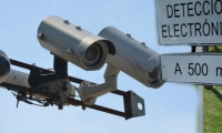 Siguen habilitando cámaras de detección electrónica en Santa Marta.