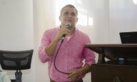 El secretario de Educación Distrital (e), Dave González