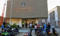 Nueva estación de Policía en Ciénega.