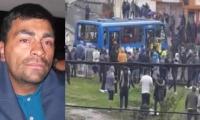 Ricardo Alfonso Galvis Martín señalado del hurto de bus SITP.