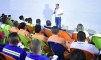 Castañeda expresó que en lo que queda del año esperan realizar más campañas a los diferentes actores viales.