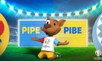 Mascota de la Copa América 2020.