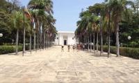Plaza de Banderas de la Quinta de San Pedro Alejandrino