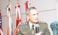 Brigadier General Mariano De La Cruz Botero Coy, comandante de la Región de Policía No 8.