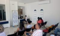 Nuevas oficinas de la empresa en Plato, Magdalena