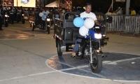 Los motocarros entregados por la Alcaldía de Santa Marta