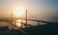 Nuevo puente 'Pumarejo', que conecta a Magdalena y Atlántico.