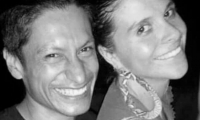 Natalia Jiménez y Rodrigo Monsalve.