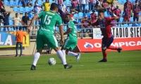 El 'Ciclón' otra vez espera que aparezca su goleador Ricardo 'Caballo' Marquez.