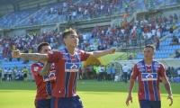 El goleador samario suma cinco goles en cuatro cotejos.