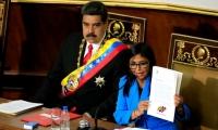 Vicepresidenta de Venezuela, Delcy Rodríguez