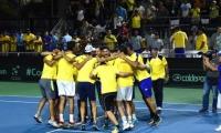 Selección Colombia de Tenis.