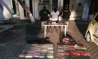 Yardon Silva Domínguez, conductor de taxi capturado con cocaina y una pistola 9 milimetros