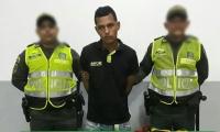 Brayan Javier Orozco Orozco, presunto asesino.