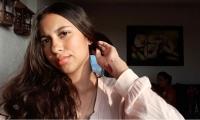 Oreana Michelle Hernández Valencia es el nombre de la adolescente desaparecida. (La madre de la menor autorizó publicar la fotografía).