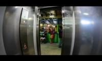 El ascensor se dañó luego de una interrupción eléctrica registrada el pasado 30 de diciembre.