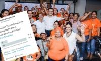 Fuerza Ciudadana está en recolección de firmas para avalar el movimiento.
