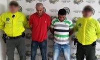 Hermanos capturados en Barranquilla por presunto asesinato a su padrastro