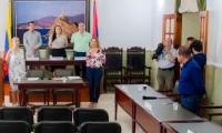 El primero de marzo la Duma comenzará su primer periodo de sesiones ordinarias.