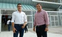 Carlos Caicedo y Rafael Martínez fueron imputados por la contratación de los puestos de salud.