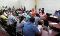 El Concejo finalizó su primer periodo de ordinarias con varios proyectos 'engavetados'.
