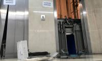 Se desplomó ascensor en Bogotá