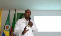 Gobernador del Chocó, Jhoany Carlos Alberto Palacios Mosquera.