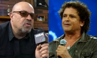 Sana disputa entre el actor Santiago Moure y el cantante samario Carlos Vives