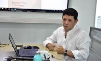 Raúl Maestre actualmente es socio de la empresa de seguridad Vivac.