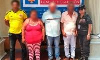 Capturada abuela por prostituir a su nieta junto a 3 hombres que abusaban de la pequeña