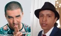 Caricaturista Matador y Senador Jonatan Tamayo 'Manguito'