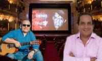 Rafa Manjarrez y Hernan Urbina