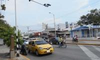 Fotomultas en Santa Marta.