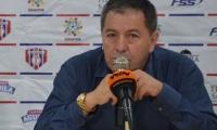 El dirigente admitió que existe poco apoyo en el Departamento por el fútbol femenino.