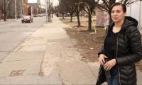 Crystal Haag regresa 21 años después a su hogar, luego de sufrir violaciones por parte de un vecino.