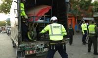 La Udep realiza operativos de recuperación del espacio público en distintos sectores de la ciudad.