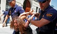 María Gombau fue detenida junto a su pareja por asesinar a sus hijos.