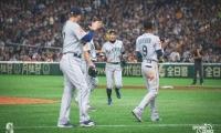 Ante un público exultante que lo ovacionó hasta el delirio, Ichiro, puso fin a una brillante carrera.