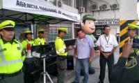 Autoridades lanzan 'Plan de Seguridad Vial'